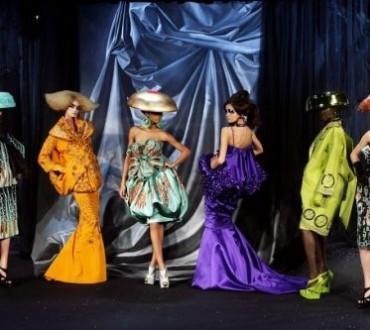 La Haute Couture en Chine