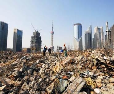 La Chine est un pays de Changement
