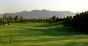 Pine valley golf club Beijing