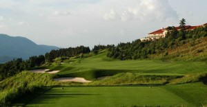 Spring city golf Kunming