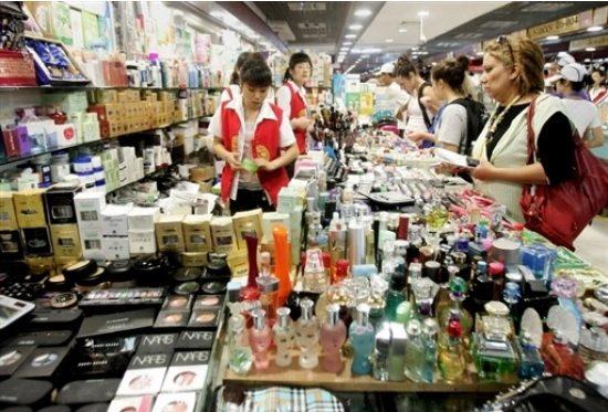 contrefacons en Chine