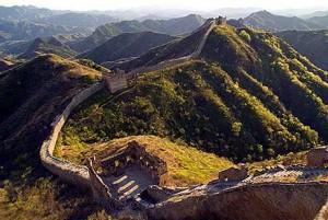 grand muraille Jinshanling chine