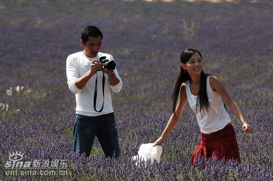 Le rêve des touristes chinois: la Provence