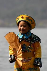 chinois enfant roi