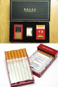 paquet cigarette