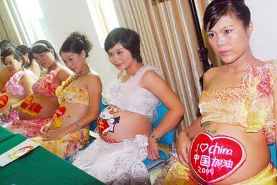 concours femme enceintes