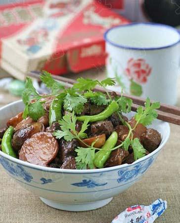 La nourriture en Chine
