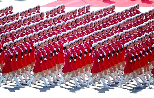 Chinoise armée