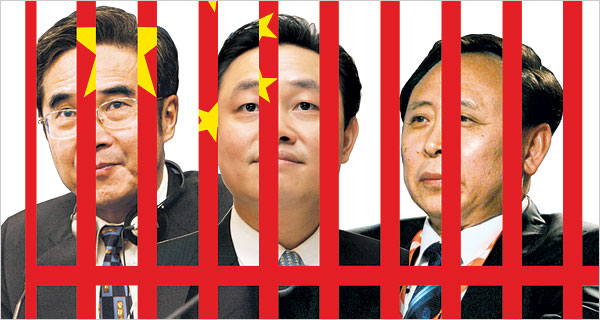 corruption en Chine