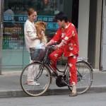 pyjama a shanghai