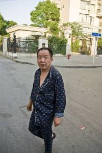 pyjama de shanghai