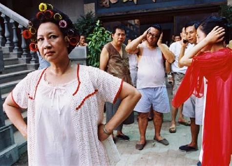 shanghai pyjama