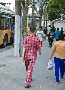 shanghai pyjamas