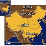 shengzhen chine