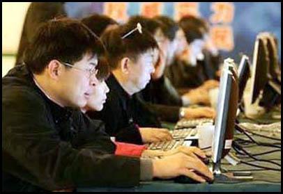 chinois internautes
