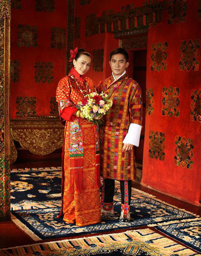 mariage chinois traditionnel
