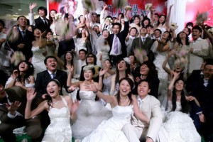 CHINA-WEDDING