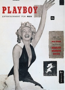marylin monroe pour playboy