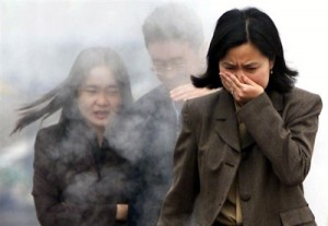 pollution en Chine2