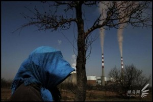 pollution industrie chine
