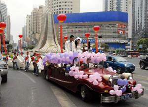 culture chine mariage en