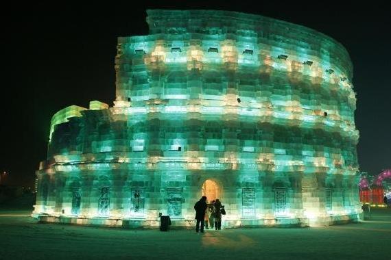 Colisee-de-Rome-Festival-de-Harbin