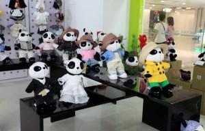 Panda Town3
