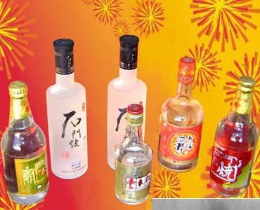 Le Baijiu c'est bon pour la santé!