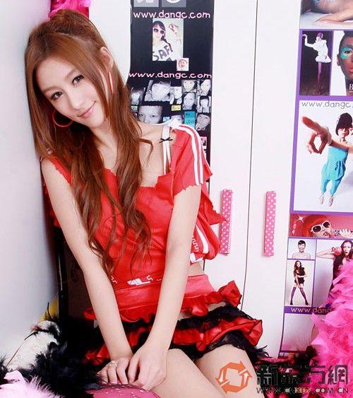 fifa jolie chinoise
