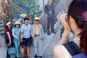 touriste chinois tourisme Chine