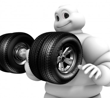 Michelin en Chine