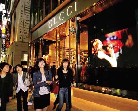 Les grandes marques de luxe ont des problèmes de qualité en Chine