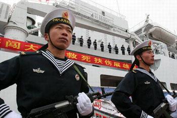 polices shanghai