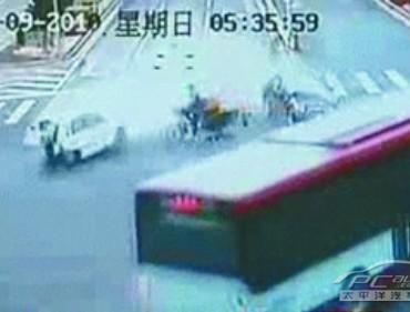 Les transports en Chine sont il risqués?