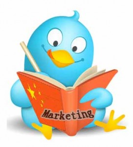 Marketing chine twitter