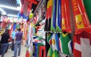 produits de la coupe du monde