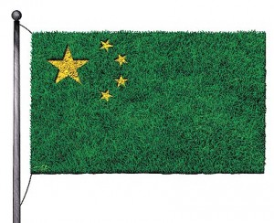 chine ecologie