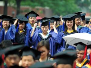 diplomés chine