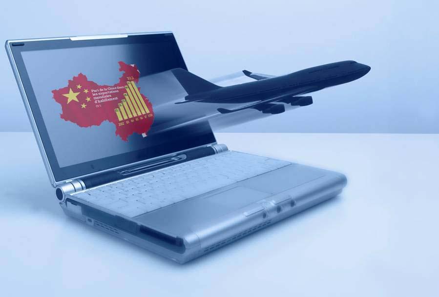 Les différents acteurs du voyage en Ligne en Chine
