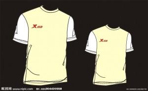 xtep t shirt