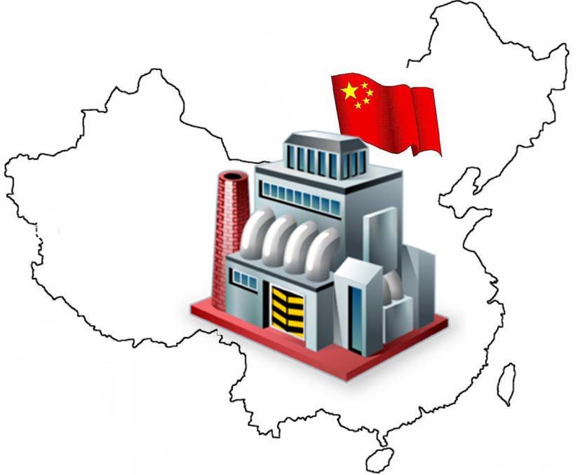 Chine industrie