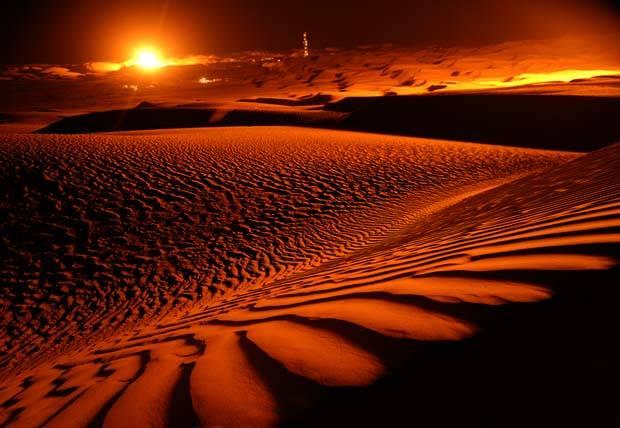 Desert Xinjiang