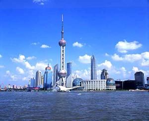 shanghai ville