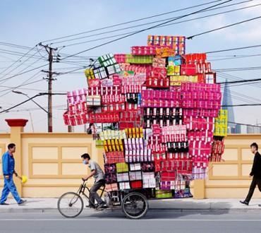 Les vélos de Chine