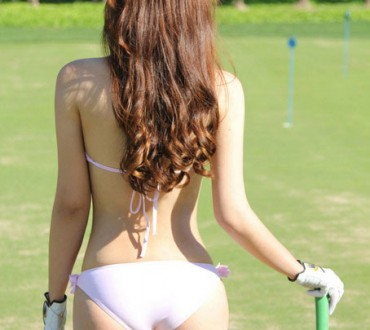 Le golf c'est sexy!