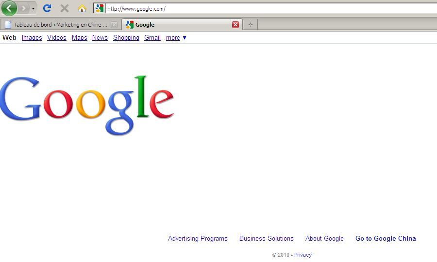 google chine