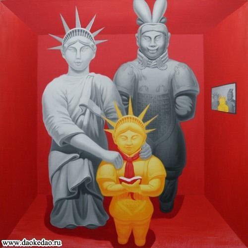 liberté statut chine