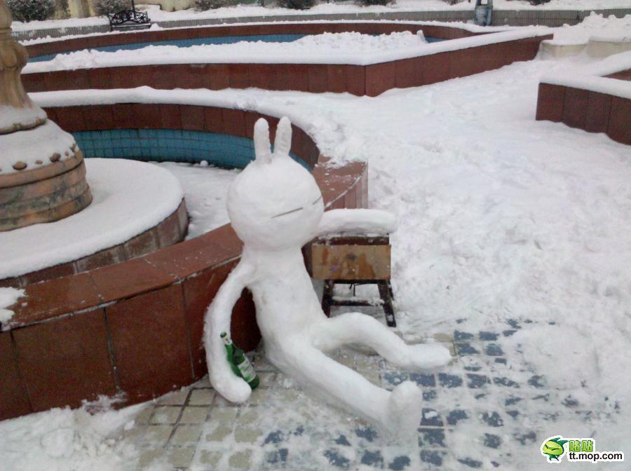 neige harbin