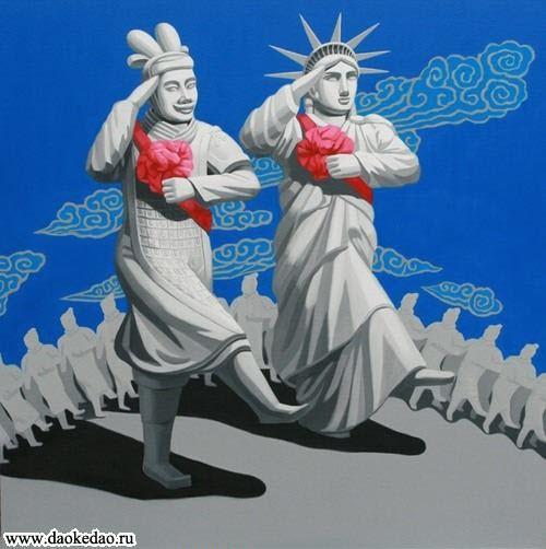 statut liberté vs chine