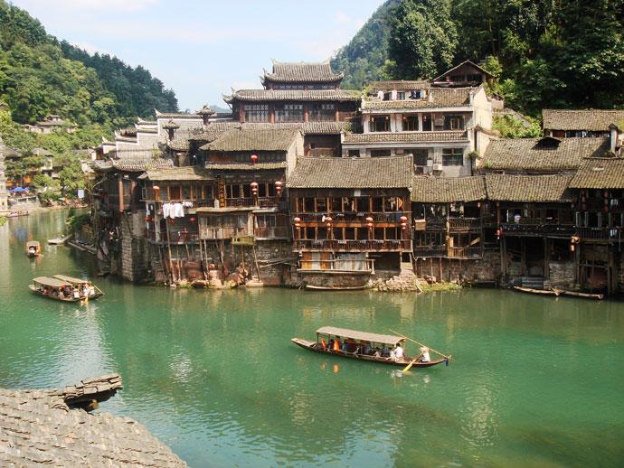 Les lieux les plus romantiques de Chine